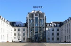 Schloss in Saarbrücken